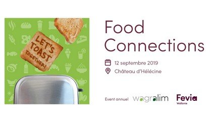 Laurenty sera présent à la Food Connections ce 12 septembre 2019 - Laurenty Group